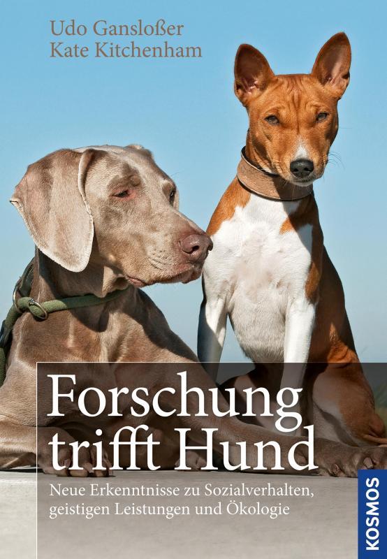 Cover-Bild Forschung trifft Hund