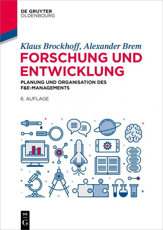 Cover-Bild Forschung und Entwicklung