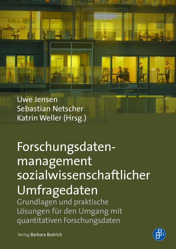 Cover-Bild Forschungsdatenmanagement sozialwissenschaftlicher Umfragedaten