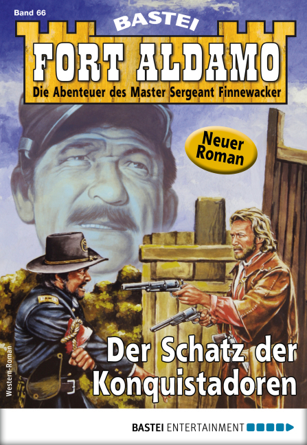 Cover-Bild Fort Aldamo 66 - Western