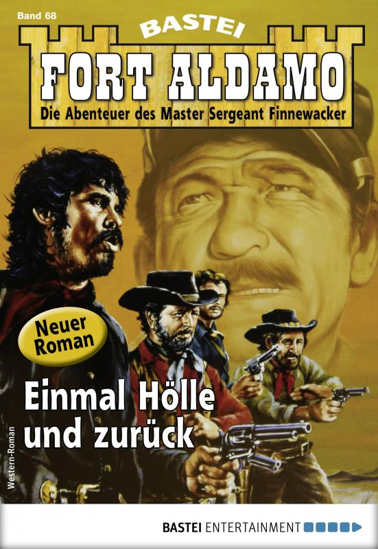 Cover-Bild Fort Aldamo 68 - Western