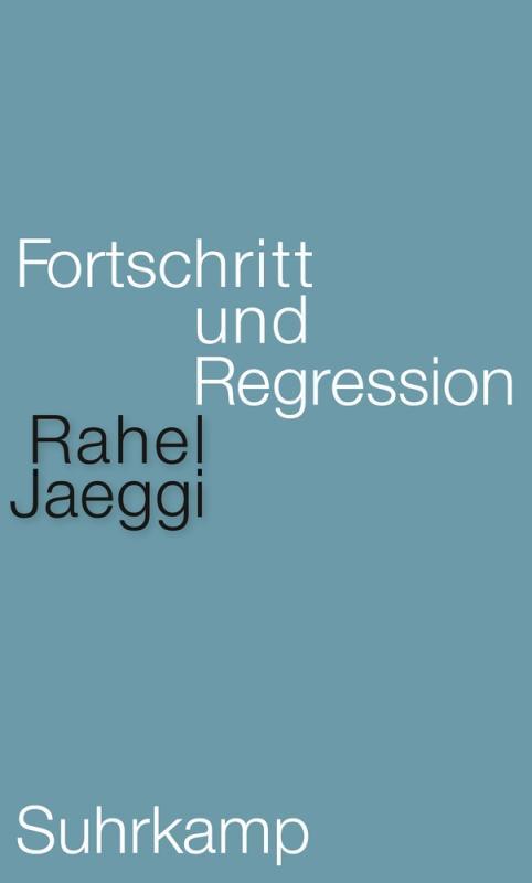 Cover-Bild Fortschritt und Regression