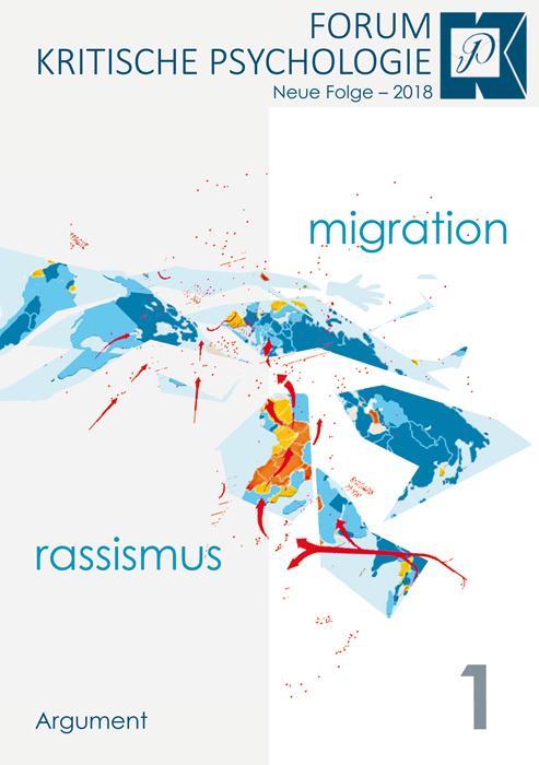 Cover-Bild Forum Kritische Psychologie / Migration und Rassismus