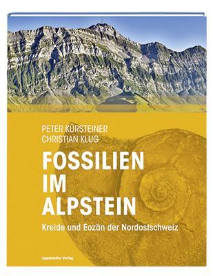 Cover-Bild Fossilien im Alpstein
