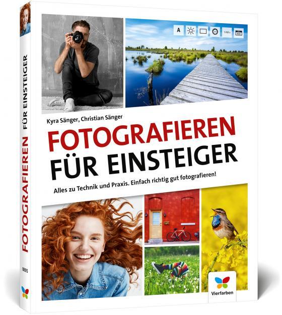 Cover-Bild Fotografieren für Einsteiger