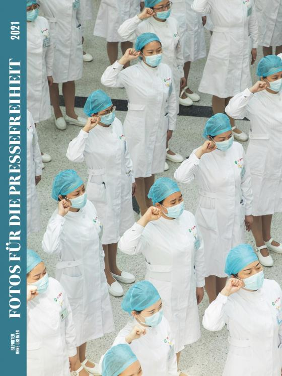 Cover-Bild Fotos für die Pressefreiheit 2021