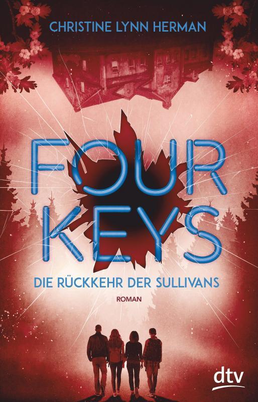 Cover-Bild Four Keys – Die Rückkehr der Sullivans