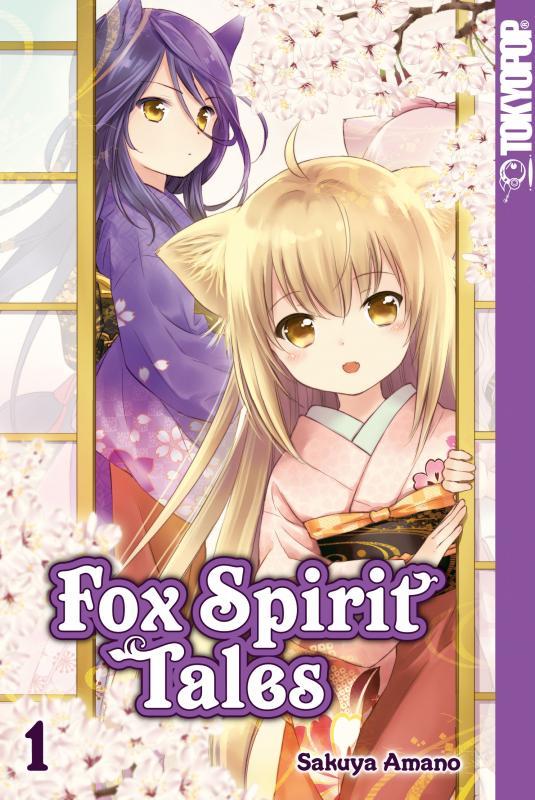 Cover-Bild Fox Spirit Tales 01