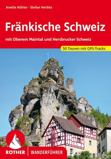 Cover-Bild Fränkische Schweiz
