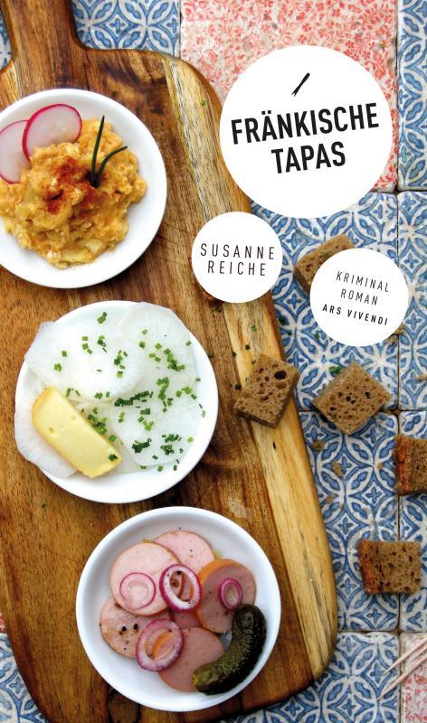 Cover-Bild Fränkische Tapas (eBook)