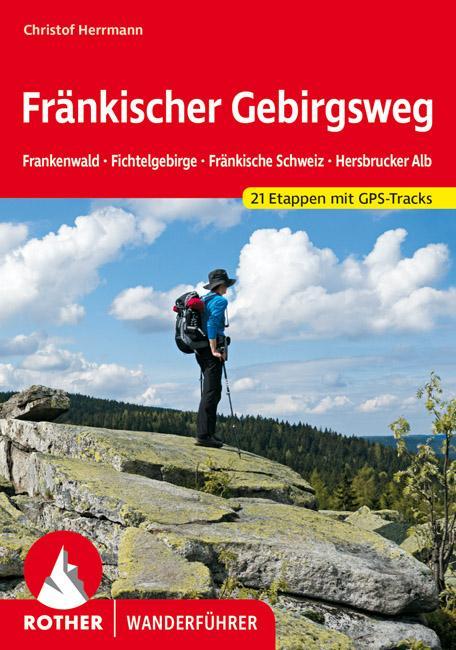 Cover-Bild Fränkischer Gebirgsweg