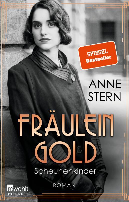 Cover-Bild Fräulein Gold: Scheunenkinder