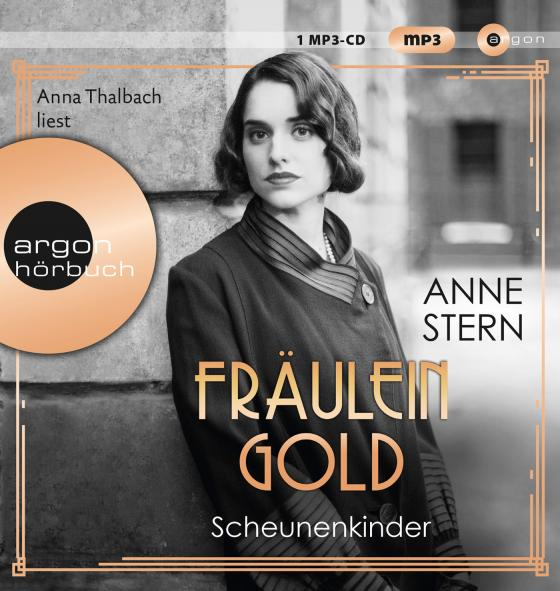 Cover-Bild Fräulein Gold. Scheunenkinder
