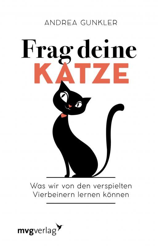 Cover-Bild Frag deine Katze