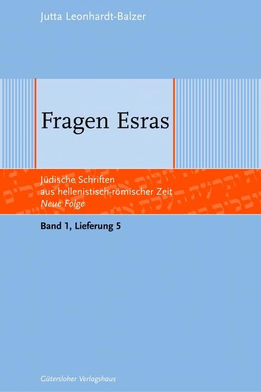 Cover-Bild Fragen Esras