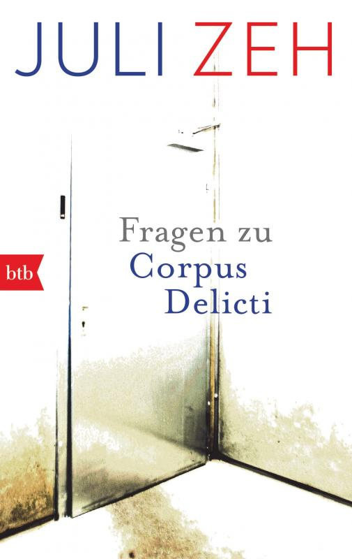 "Cover-Bild Fragen zu ""Corpus Delicti"""