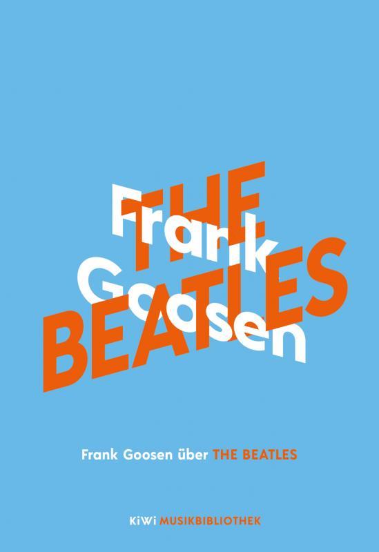 Cover-Bild Frank Goosen über The Beatles