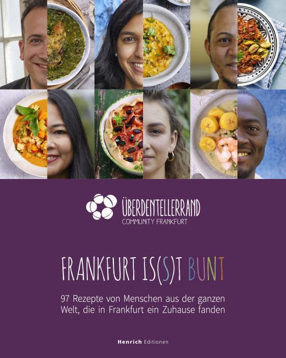Cover-Bild Frankfurt is(s)t bunt