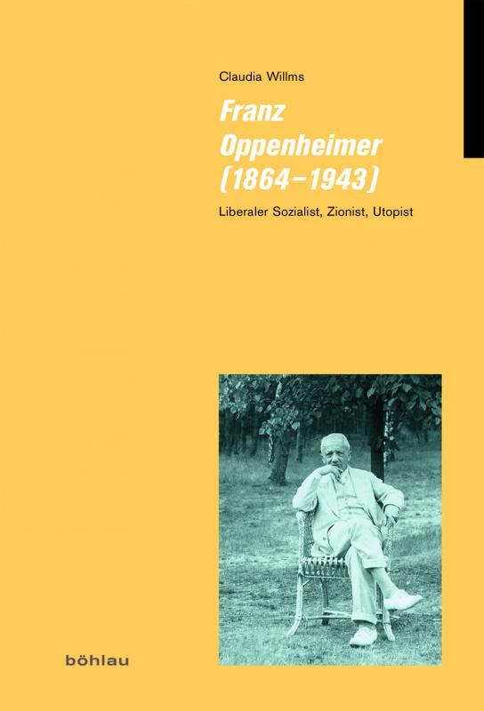 Cover-Bild Franz Oppenheimer (1864–1943)