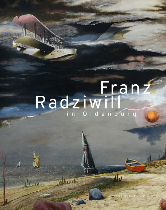 Cover-Bild Franz Radziwill in Oldenburg