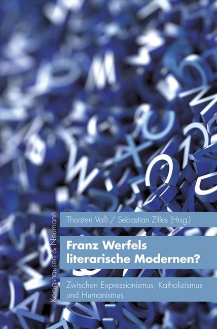 Cover-Bild Franz Werfels literarische Modernen?