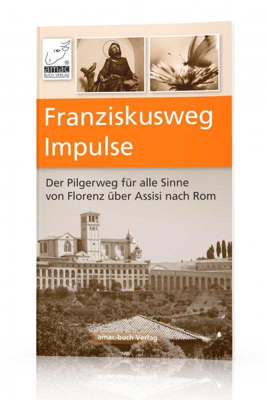 Cover-Bild Franziskusweg Impulse
