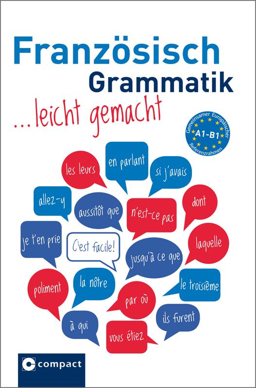 Cover-Bild Französisch Grammatik leicht gemacht A1-B1