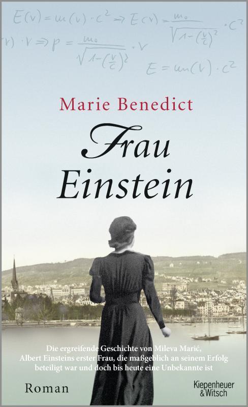 Cover-Bild Frau Einstein