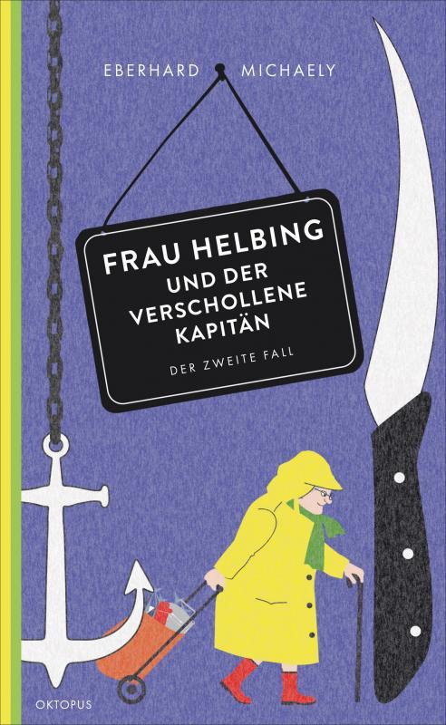 Cover-Bild Frau Helbing und der verschollene Kapitän