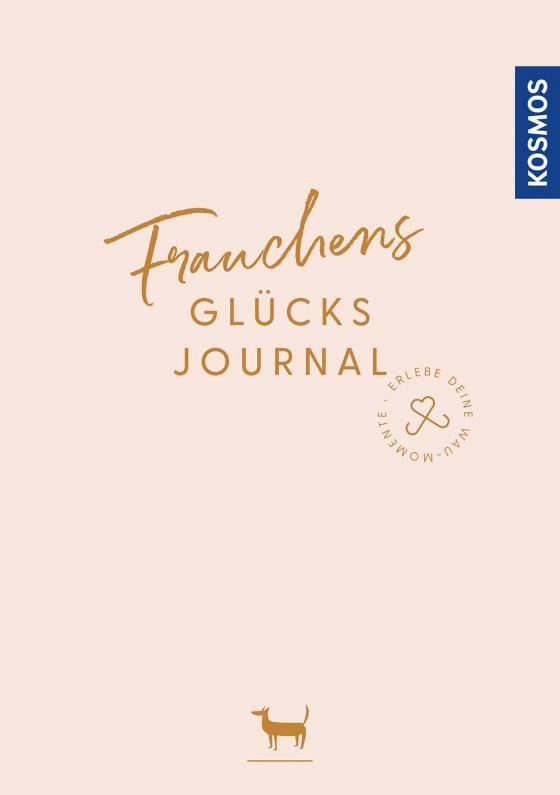 Cover-Bild Frauchens Glücksjournal
