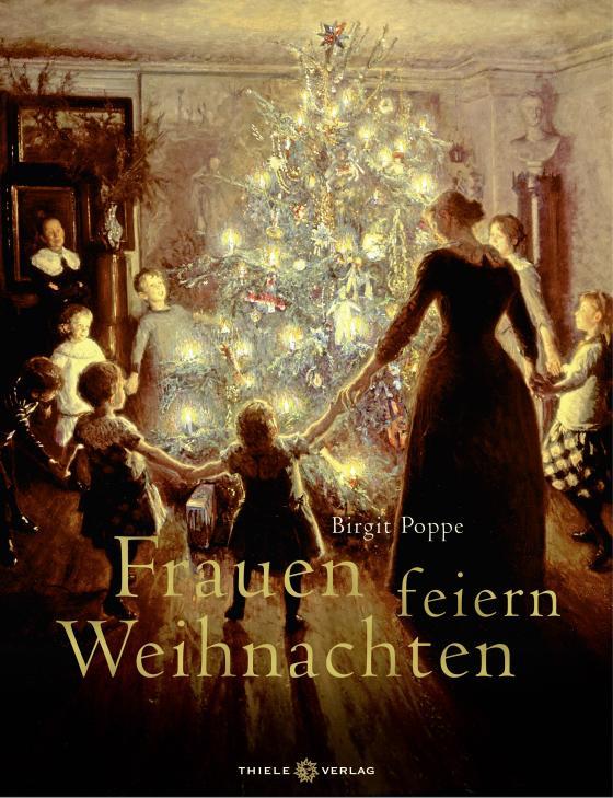 Cover-Bild Frauen feiern Weihnachten