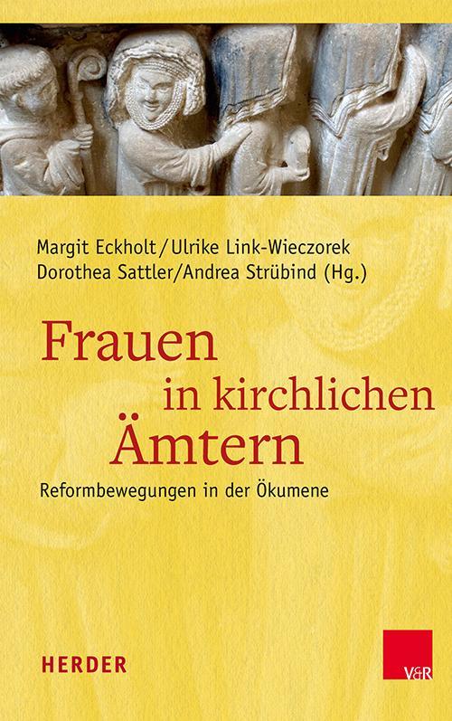 Cover-Bild Frauen in kirchlichen Ämtern