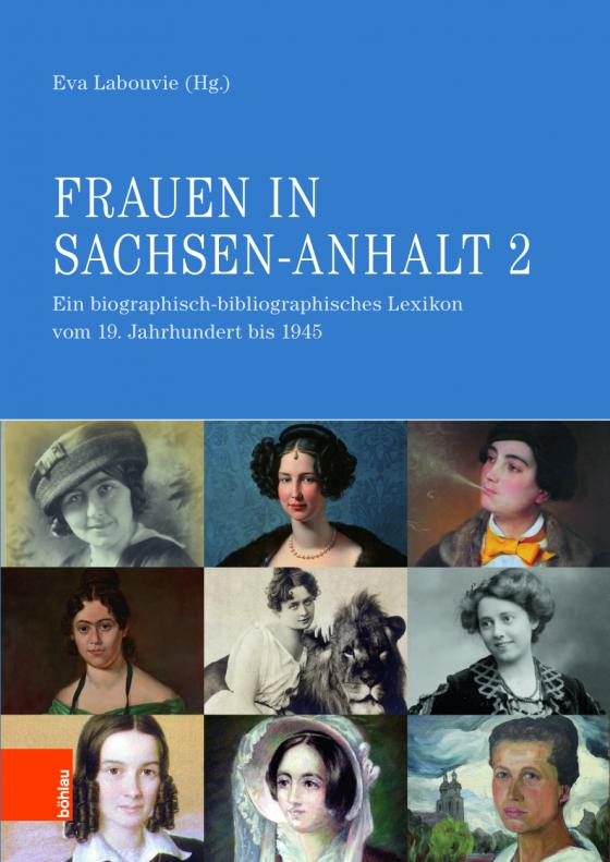Cover-Bild Frauen in Sachsen-Anhalt 2
