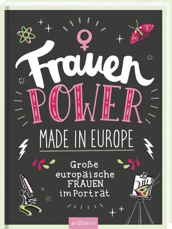Cover-Bild Frauenpower made in Europe
