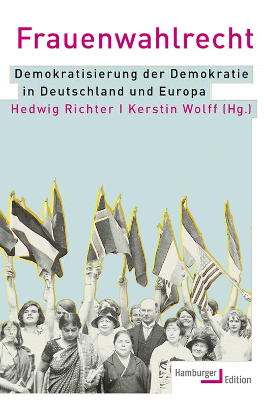 Cover-Bild Frauenwahlrecht