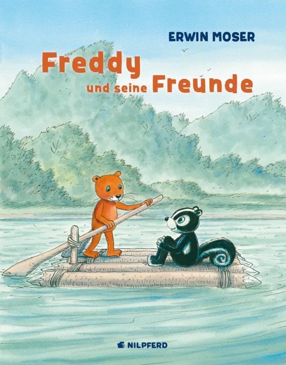 Cover-Bild Freddy und seine Freunde