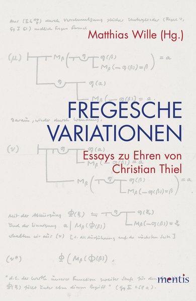 Cover-Bild Fregesche Variationen
