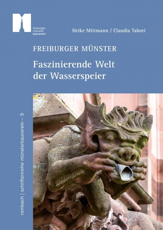 Cover-Bild Freiburger Münster – Faszinierende Welt der Wasserspeier