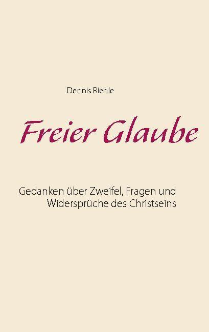 Cover-Bild Freier Glaube