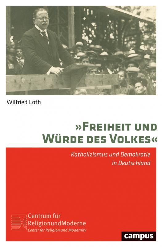 """Cover-Bild """"Freiheit und Würde des Volkes"""""""