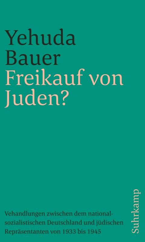 Cover-Bild Freikauf von Juden?