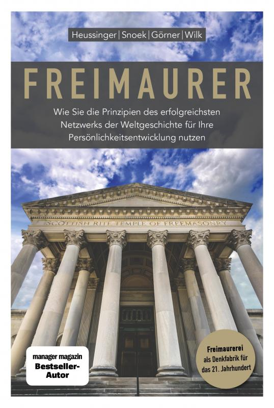 Cover-Bild Freimaurer