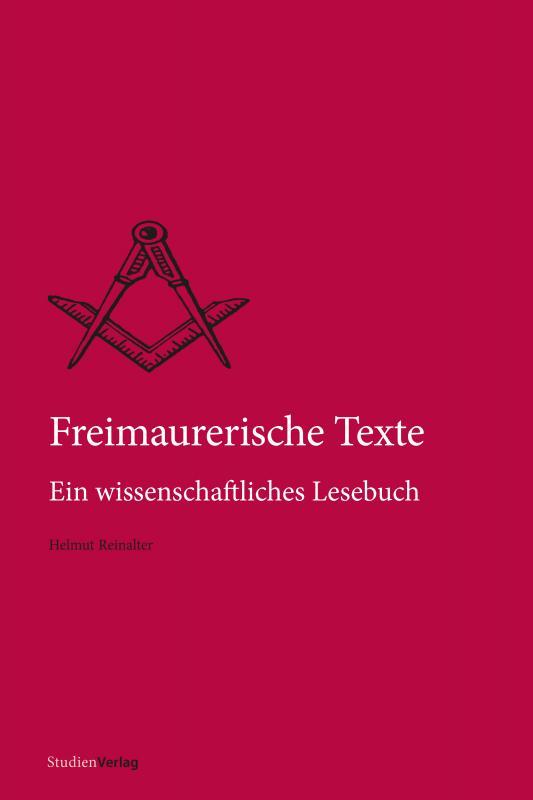 Cover-Bild Freimaurerische Texte