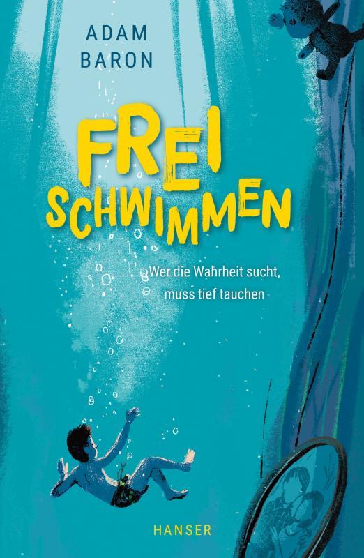 Cover-Bild Freischwimmen