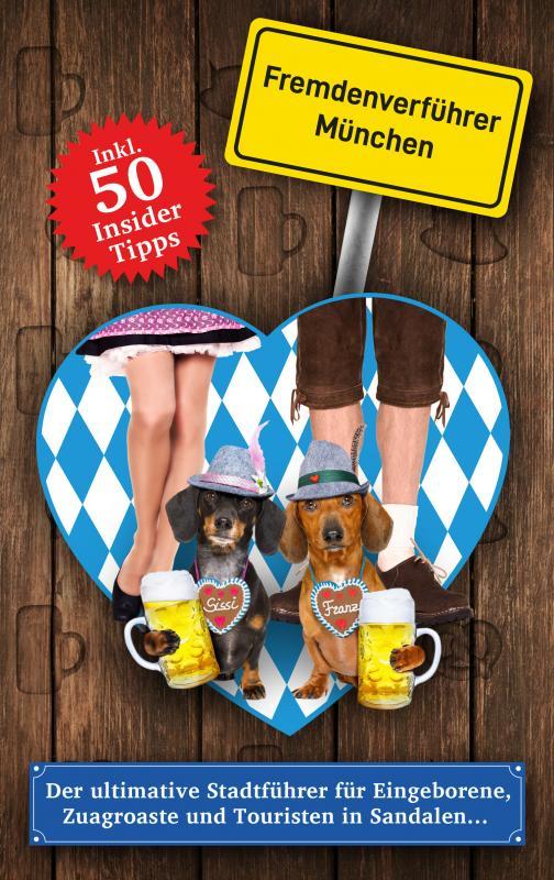 Cover-Bild Fremdenverführer München
