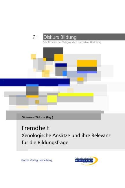 Cover-Bild Fremdheit
