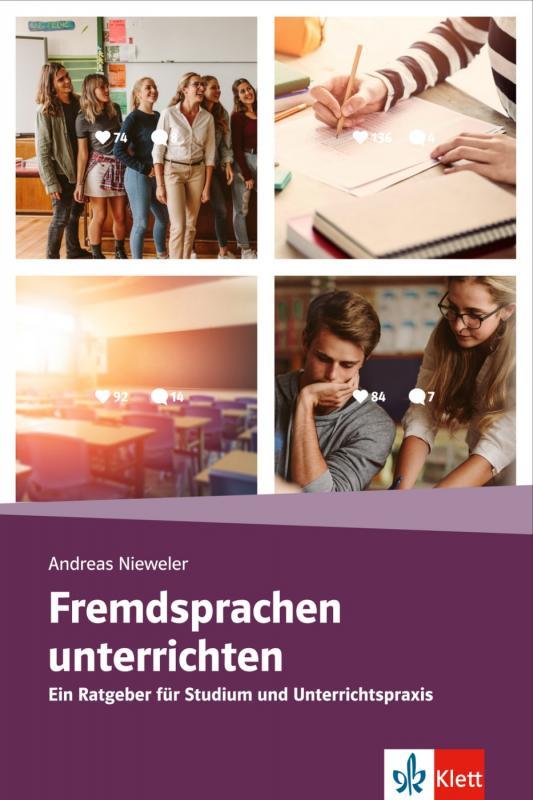 Cover-Bild Fremdsprachen unterrichten