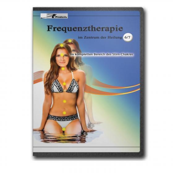 Cover-Bild Frequenztherapie im Zentrum der Heilung 6