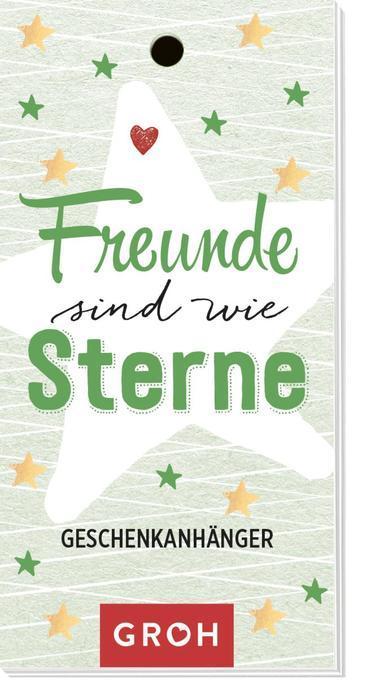 Cover-Bild Freunde sind wie Sterne