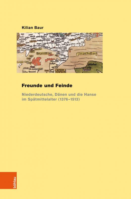 Cover-Bild Freunde und Feinde
